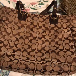 Coach classic purse